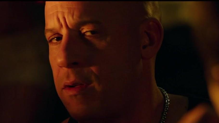 Vin Diesel as Vin Diesel