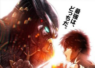 The Predator' Gets Ceremonial l Anime Makeover