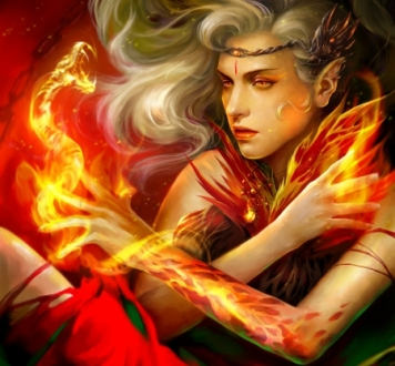 World Beautiful Girl Wallpaper Dragonsfaerieselves Amp Theunseen Fire Elves History Images 2015
