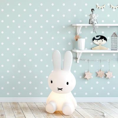Papeles decorativos de topos para empapelar paredes referencia 053