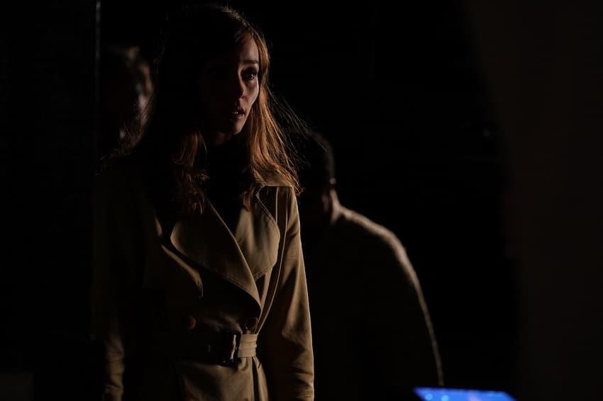 Появились первые кадры фильма ужасов Offseason от RLJE Films и Shudder - премьера в 2022 году - 07