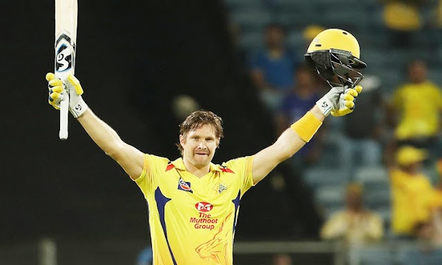 Shane Watson Announced Retirement From All Formats Of Cricket.