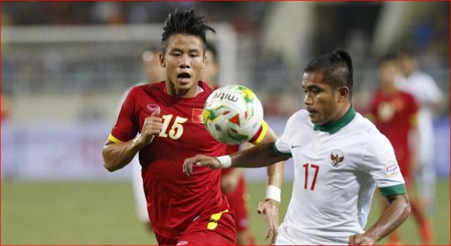 Duel Pemain Kunci Indonesia Vs Vietnam