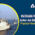 Indian Navy Sailor AA SSR Entry 2021: Written Test & Physical Fitness Test(PFT) Dates Released