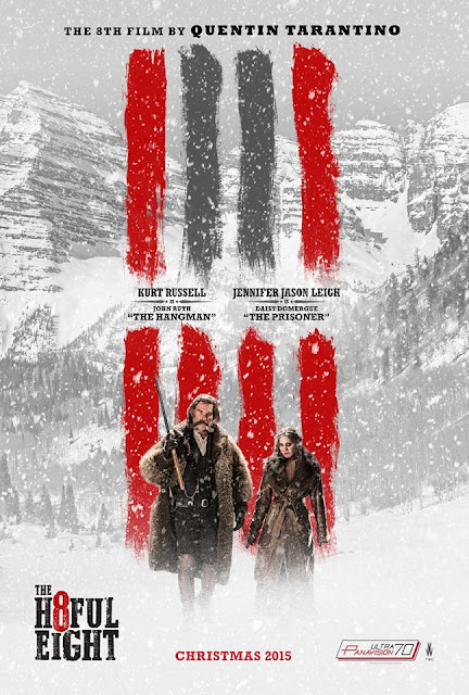 The Hateful Eight Jennifer Jason Leigh Daisy Domergue The Prisoner