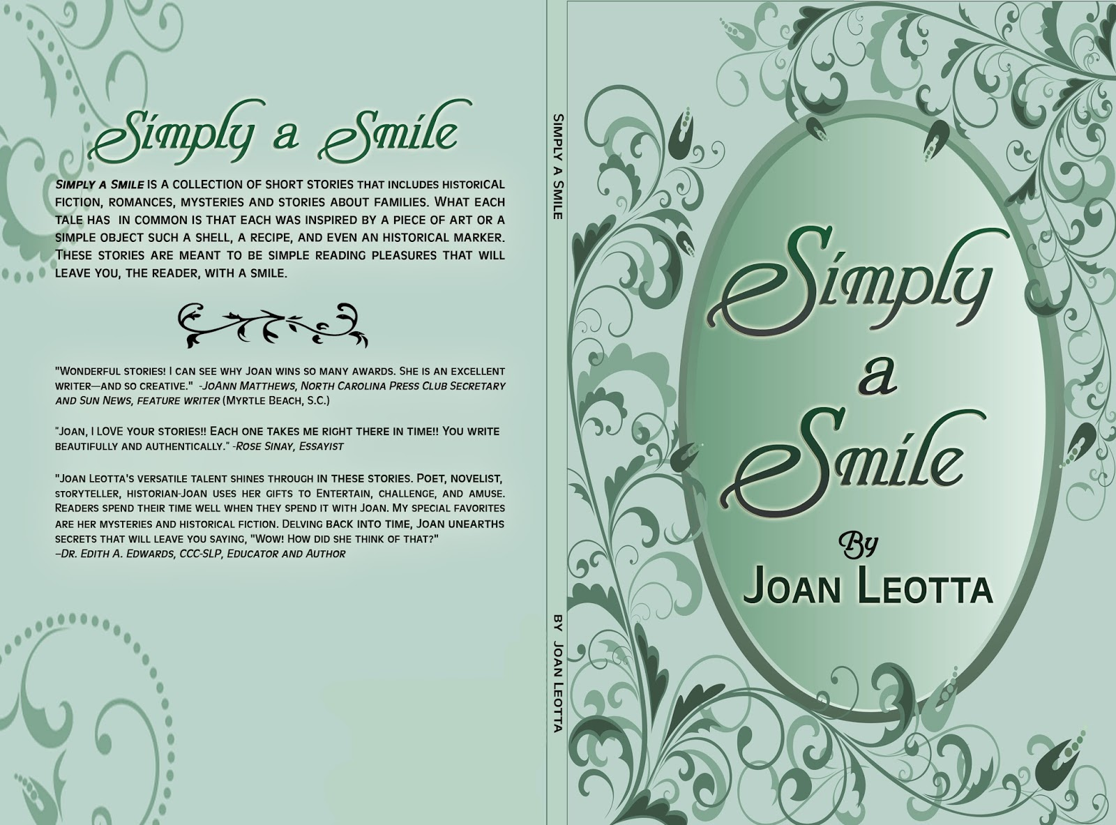 lyrical pens  simply a smile includes a collection of short stories which contain historical fiction r ce mystery and tales of family each was inspired by a piece