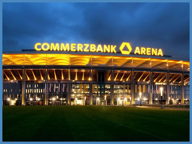 merzbank Arena from Commerzbank arena draußen, Merzbank Arena Geldautomat, Merzbank Arena Justin Timberlake, Merzbank Arena Otto Fleck Schneise, Merzbank Arena Sitzplan, Merzbank Arena Wie Viele Leute