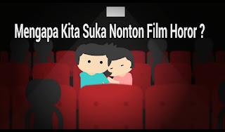 Kenapa Kita Suka Menonton Film Horor Padahal Kita Merasakan Rasa Takut dan Kenapa Kita Malah Menikmati Rasa Takut Itu ?, Apa Itu Kepribadian Tipe T, Cara Diet Menyenangkan Dengan Nonton Film Horor