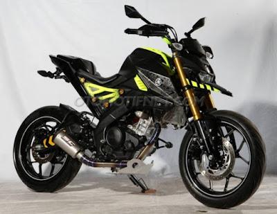 Modifikasi New Yamaha Xabre