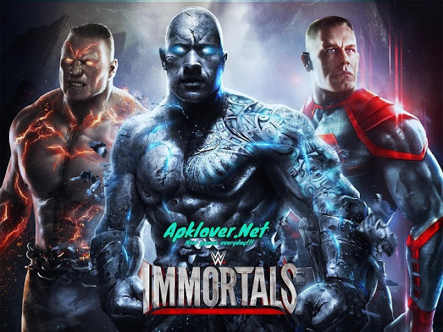 WWE Immortals MOD APK unlimited money