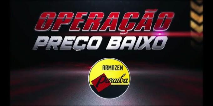 Operação Preço Baixo Paraíba, de 27 a 30 de setembro