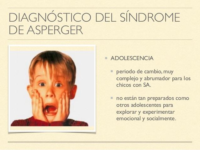 Aspergers singoli per la vita