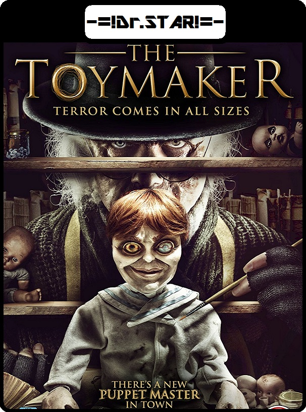 Robert And The Toymaker 2017 480p 250MB