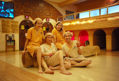 Sauna Korea Selatan