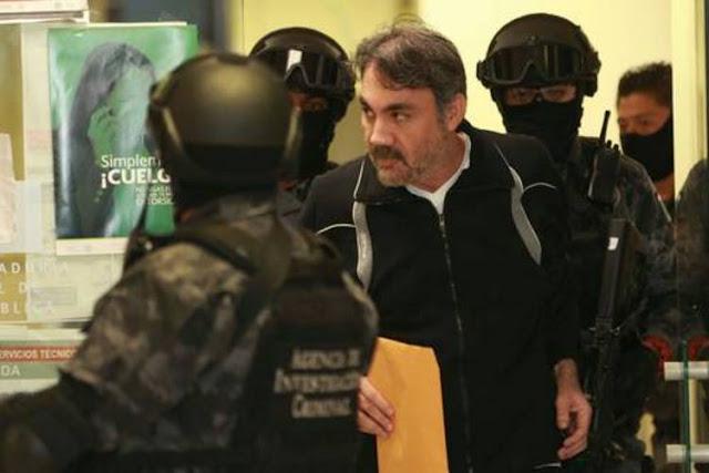 """Libertad de El Licenciado Dámaso López Núñez """" en manos de Tribunal Colegiado"""