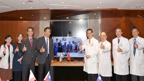 彰化基督教醫院國際合作 台索民間醫療學術交流