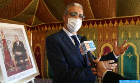 المغرب نموذج ناجح على الصعيد العالمي والإفريقي في مجال الكهربة والتزويد بالماء الشروب