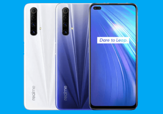 Realme X50m 5G with 120Hz display and 30W fast charging now official