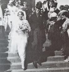 Ślub Marii ze Zdziechowskich i Jana Andrzeja Sapiehy