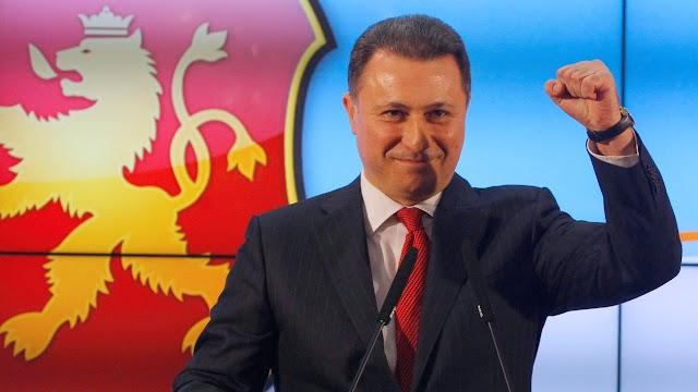 Mazedonien: Gruevski weist Vorwürfe von Sonderstaatsanwaltschaft zurück