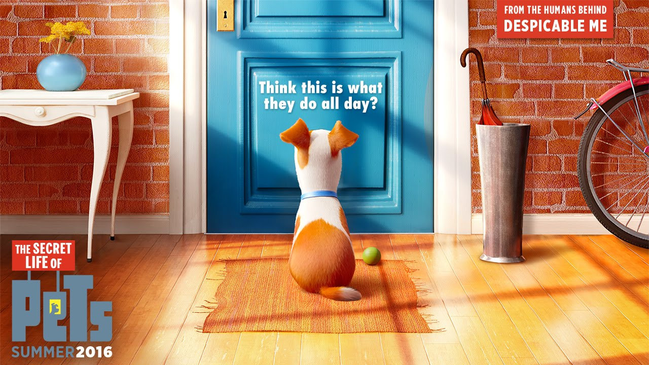 """The Secret Life of Pets"", Trailer 2"