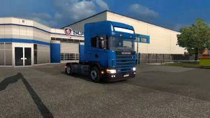 Scania 4 v1.1 truck