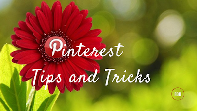 manual pinning and fresh content on pinterest