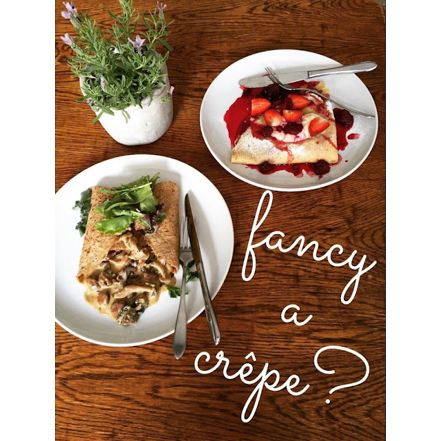 Fancy a crepe