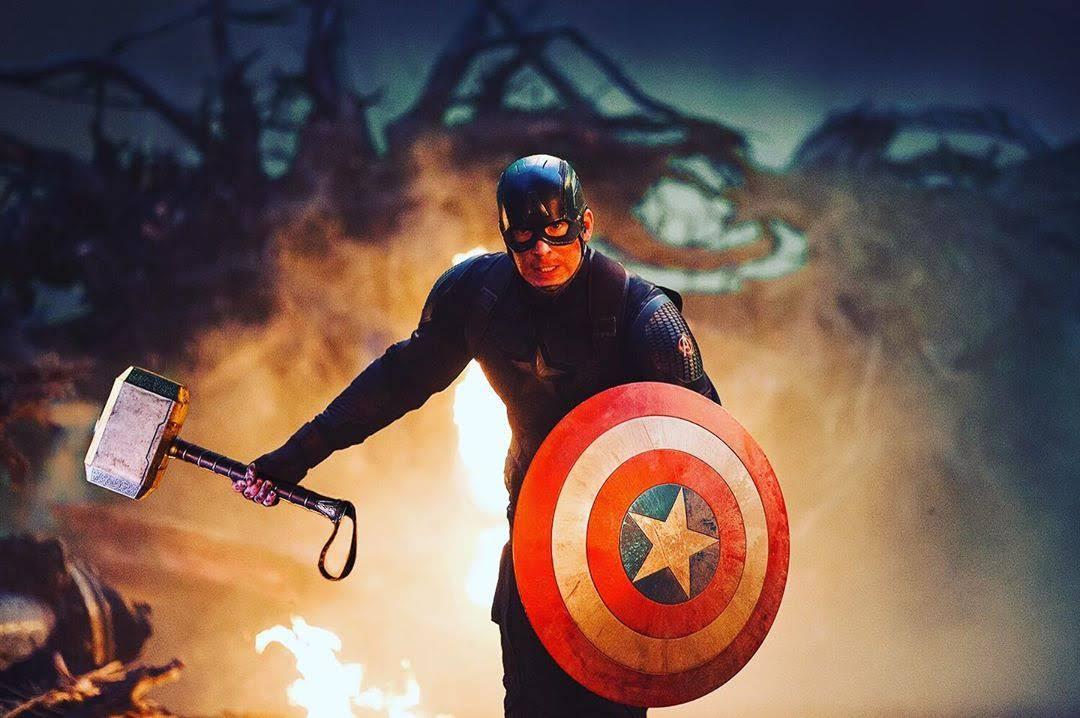 A cappella version of the Avengers theme : ひとりぼっちで歌おう ! !、「アベンジャーズ」のテーマ ! !