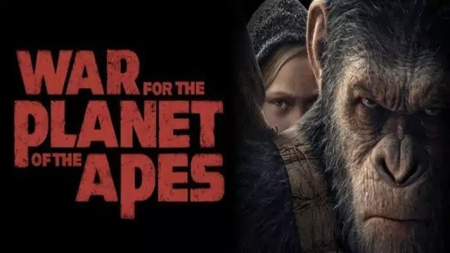 War for the Planet of the Apes - uslis