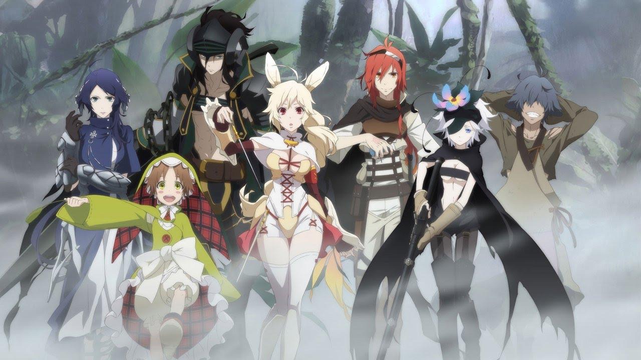dos anime recomendados