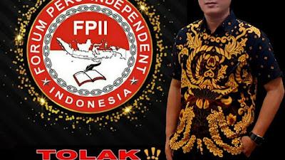 Ketua Deputy Organisasi FPII : Media Yang Mandiri Selalu Menjaga Jiwa Independen