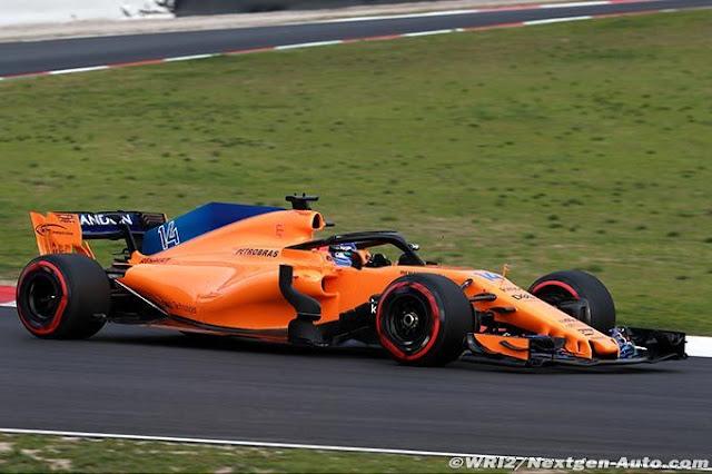 f1 musim 2018