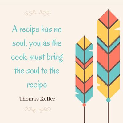 a recipe has no soul quote by thomas keller