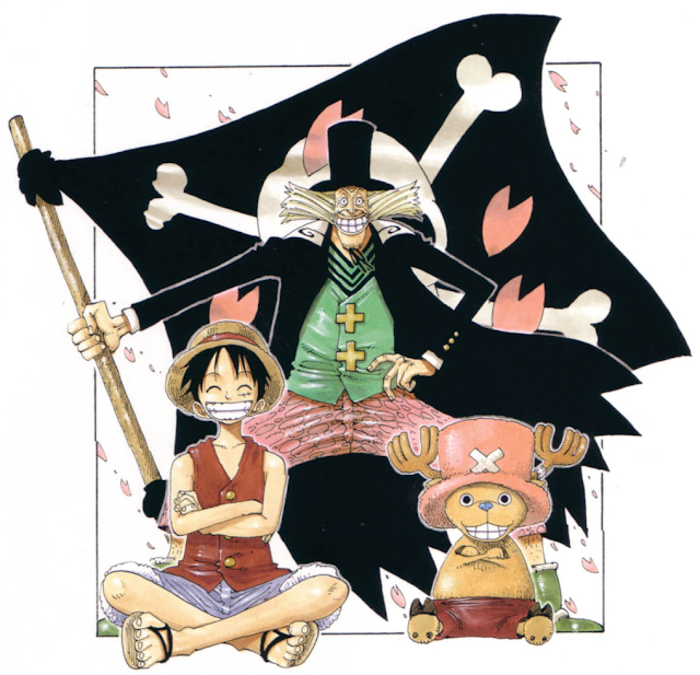One Piece – Arc Drum Island
