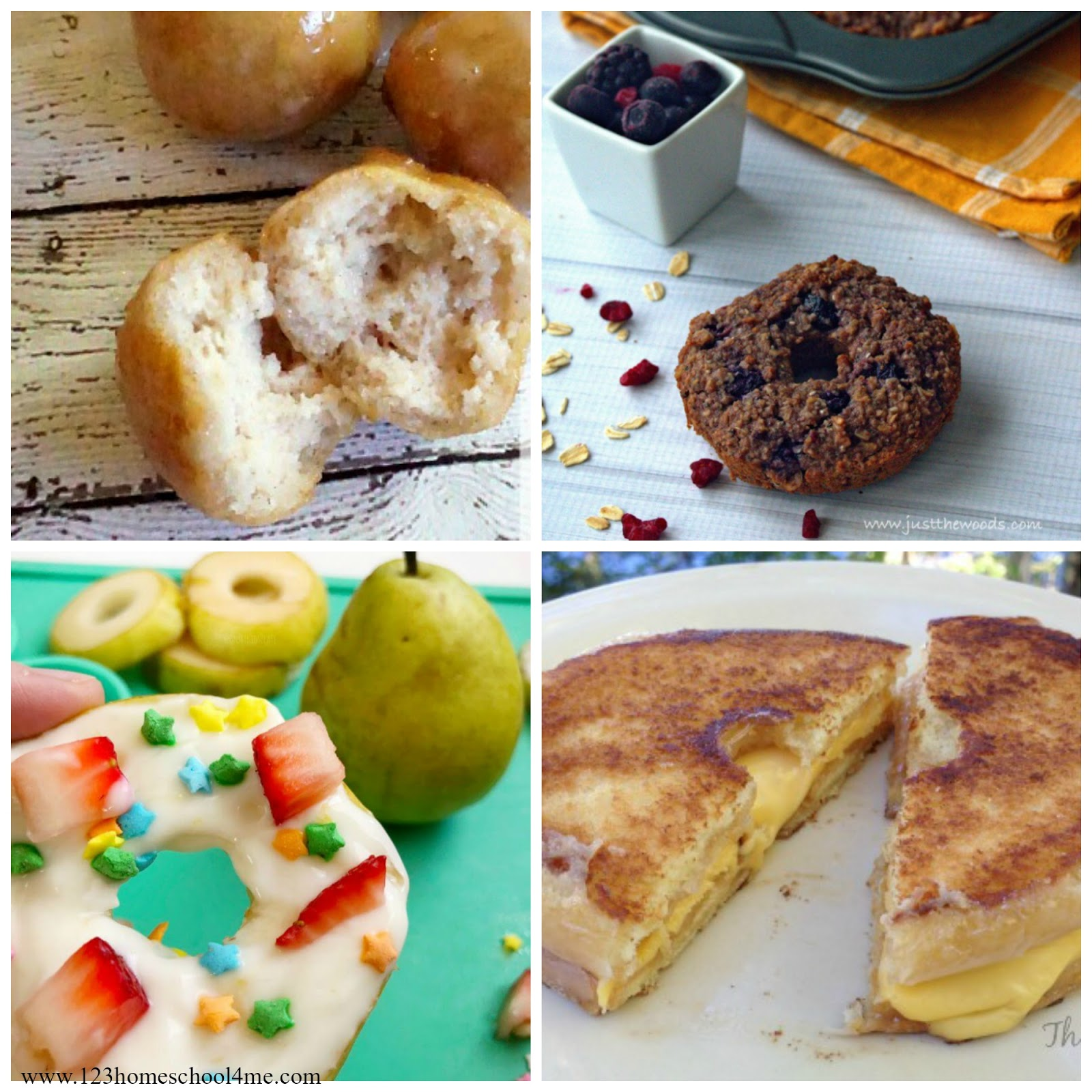 National Donut Day Recipes & Activities