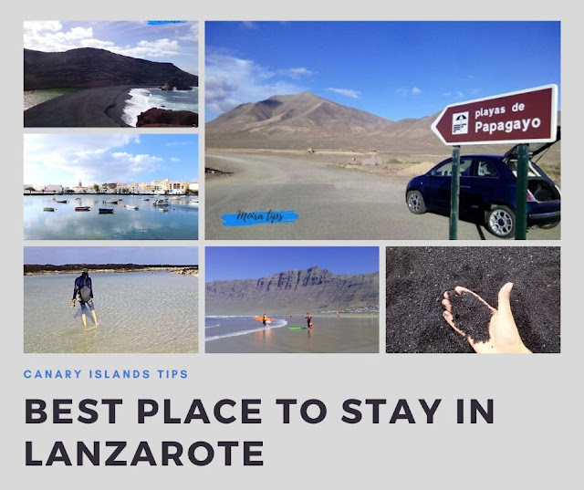 best place to stay lanzarote