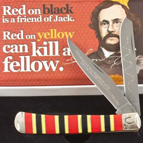 Buckridge Knives: Colt Coral Snake Series Pocket Knives