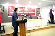 Dukung Pembangunan Ditengah Pandemi, Edwin Silangen Ajak Bamukisst Patuh Terhadap Protokol Kesehatan Covid-19