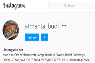 Lintang Seto Art - Instagram
