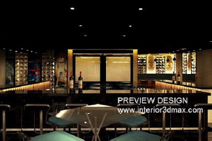 Jasa design cafe dan resto luxury mewah modern berpengalaman