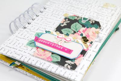 Minibook DIY Geschenkidee