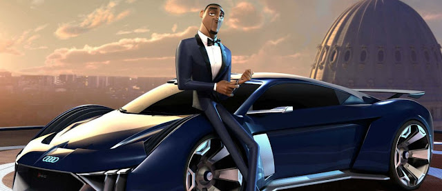 Spies in Disguise: Film Review
