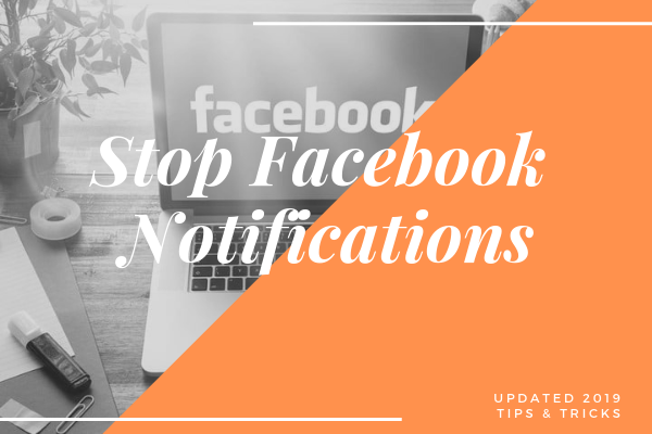 How To Turn Notifications Off On Facebook<br/>