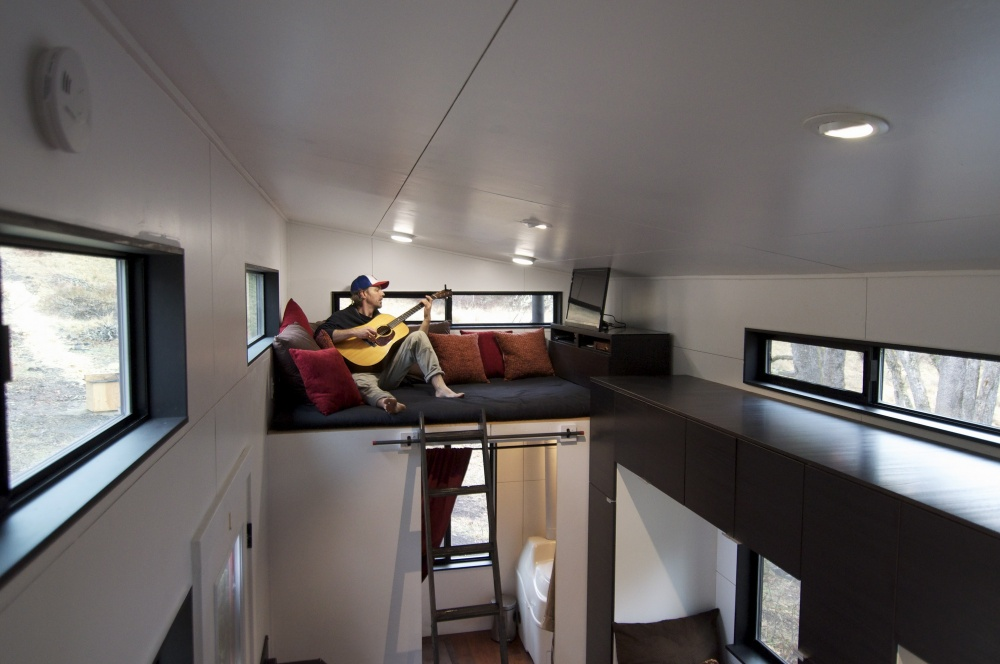 the couple built a tiny house of your dreams