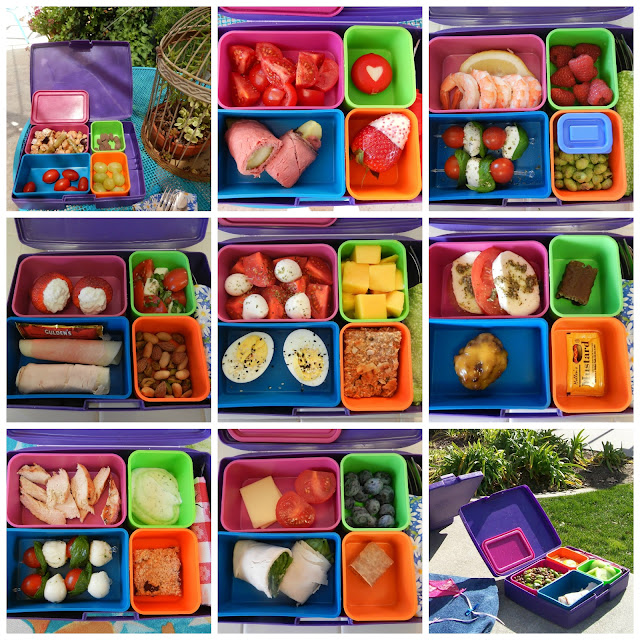 Bentos BentoBox Laptop Lunchbox Low Carb Weight Loss Surgery Friendly No Sugar Added Sugar Free