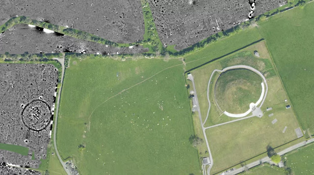 Archaeologists discover almost 40 new monuments near Newgrange