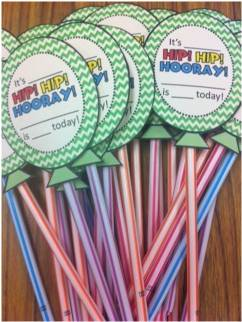 First Day Of School Giveaways
