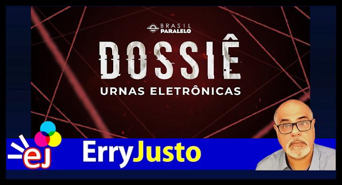 VÍDEO: DOSSIÊ URNAS ELETRÔNICAS