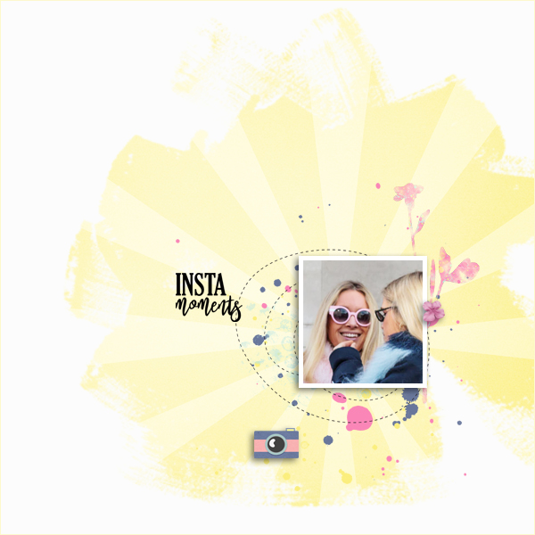 insta moments © sylvia • sro 2018 • just for fun by lorieM designs
